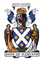 The Bank of Scotland Crest