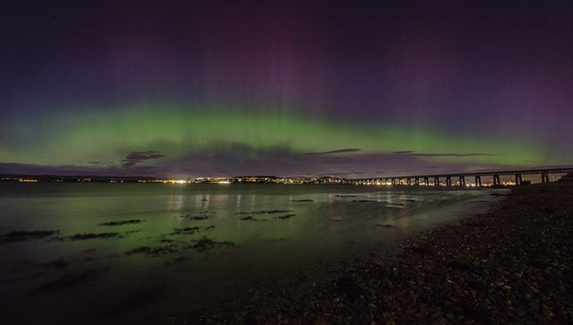 Aurora at Dundee